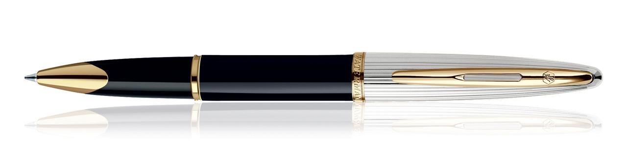 Waterman Carene Deluxe Black GT Roller Ball Pen