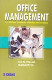 Office Management Bcom Student