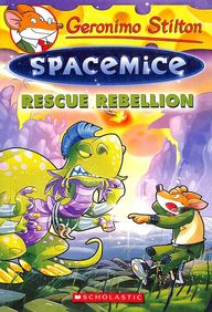 Spacemice 05 : Rescue Rebellion