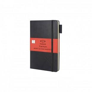 Parker Std Small Notebook Orange Sleeve