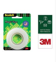Scotch Magic Tape-Refill 19mmx32.9m