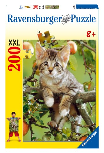 Ravensburger 200 Pcs Endaering Kitten