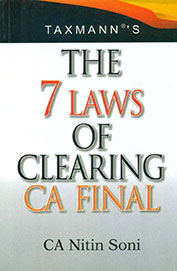 7 Laws Of Clearing Ca Final
