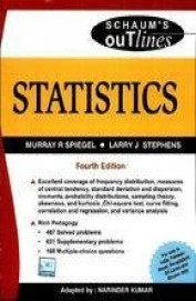 Statistics Schaum Outline