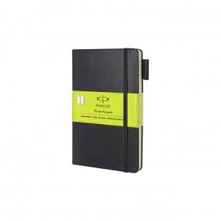 Parker Std Small Notebook Green Sleeve