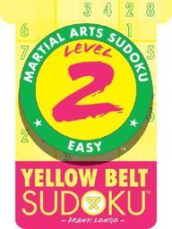 Martial Arts Sudoku Level 2 Easy : Yellow Belt Sudoku