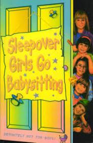 Sleepover Girls Go Baby Sitting 22