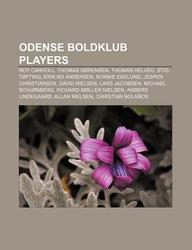 Odense Boldklub Players: Roy Carroll, Thomas S Rensen, Thomas Helveg, Stig T Fting, Erik Bo Andersen, Ronnie Ekelund, Jesper Christiansen