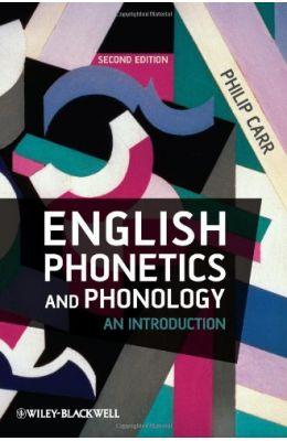 Emglish Phonetics & Phonology: An Introduction