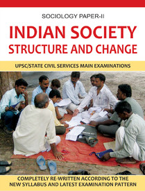 Sociology Indian Society Structure and Change: UPSC/State Civil Services Main Examinations (Paper - II) 1st Edition price comparison at Flipkart, Amazon, Crossword, Uread, Bookadda, Landmark, Homeshop18