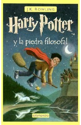 Harry Potter y la Piedra Filosofal = Harry Potter and the Sorcerer's Stone (Spanish) price comparison at Flipkart, Amazon, Crossword, Uread, Bookadda, Landmark, Homeshop18