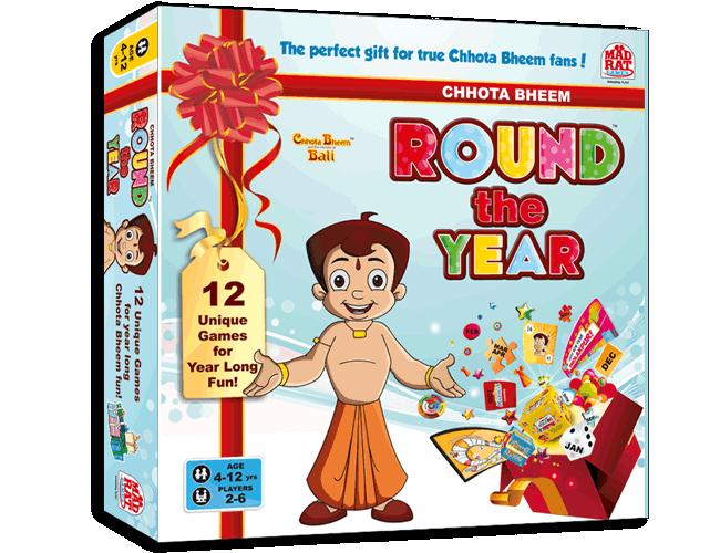 Chhota Bheem Round the Year