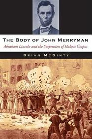 The Body of John Merryman: Abraham Lincoln and the Suspension of Habeas Corpus price comparison at Flipkart, Amazon, Crossword, Uread, Bookadda, Landmark, Homeshop18