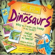 Ask Dr K Fisher: About Dinosaurs