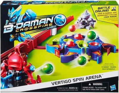 Takara Tomy B-Daman Crossfire - Vertigo Spin Arena
