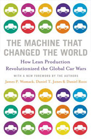 Machine That Changed The World - How Lean Production Revolutionized The Global Car Wars