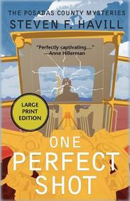One Perfect Shot (Posadas County Mystery Series #9)