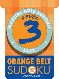Martial Arts Sudoku Level 3 Easy : Orange Belt Sudoku