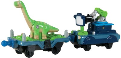 Funskool Cgt Dinosaur and Camera Car 2 Pk