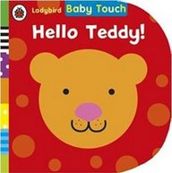 Baby Touch Hello Teddy