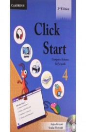 Click Start 4 : Computer Science For Schools       W/Cd