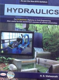 Hydraulics For 4th Sem Diploma In Civil           Engineering Be B.Tech
