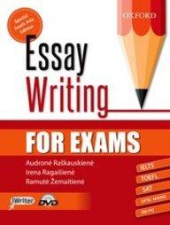 Essay Writing For Exams W/Dvd