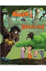 JUNGLE BOY : CHHOTA BHEEM VOL 55