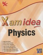 Xam Idea Physics Class 12 W/Cd : Cbse