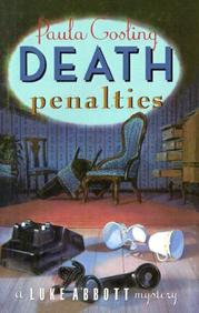 Death Penalties: A Luke Abbott Mystery (Luke Abbott Mysteries)