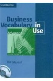 Business Vocabulary In Use Advanced W/Cd