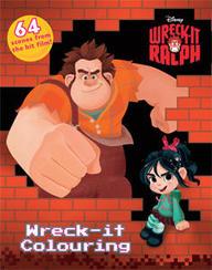 Disney Wreck It Ralph