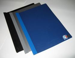 Neo Report Cover, Plastic Slide Bar, Large Capacity