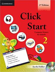 Click Start 2 : Computer Science For Schools       W/Cd