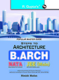Popular Master Guide Steps To Architecture B Arch Entrance Exam Study Guide Nata Code R-1752