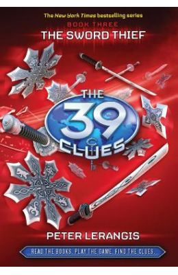 The 39 Clues #3: The Sword Thief - Library Edition