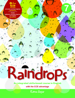 Raindrops English Reader Book 7 (CCE Edition)