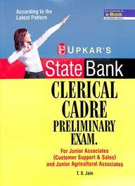 State Bank Clerical Cadre Preliminary Exam For    Junior Associates & Junior Agricultural Associates