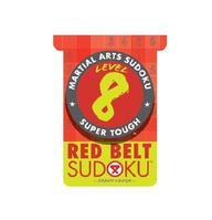Martial Arts Sudoku Level 8 Super Tough : Red Belt Sudoku