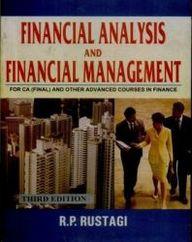 Financial Analysis & Financial Management