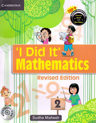 I Did It Mathematics 2 W/Cd : Cce Edition