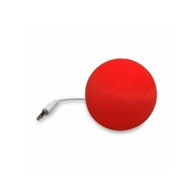 Portronics Music Bubble (Red)