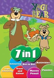 7 In 1: Yogi Bear