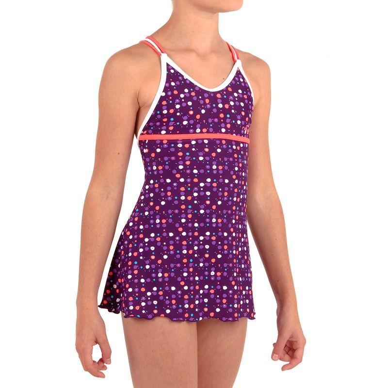 Swimming Swimsuits (Size - Age 14) - Nautico Girls Skirt