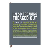 Knock Knock Im So Freaking Freaked Out Journal