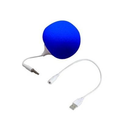 Portronics Music Bubble (Blue)