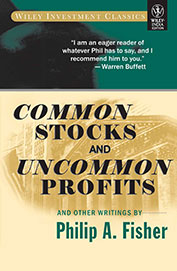 Common Stocks and Uncommon Profits and Other Writings price comparison at Flipkart, Amazon, Crossword, Uread, Bookadda, Landmark, Homeshop18