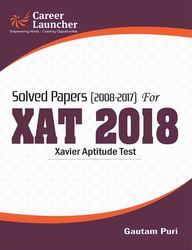 Solved Papers 2008-2017 For Xat 2018 Xavier Aptitude Test