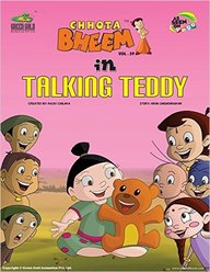 Talking Teddy : Chhota Bheem Vol 59