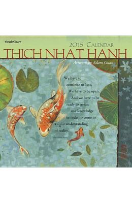 Thich Nhat Hanh Mini Calendar